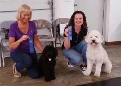 Dogs graduated Obedience Training at Landheim K9
