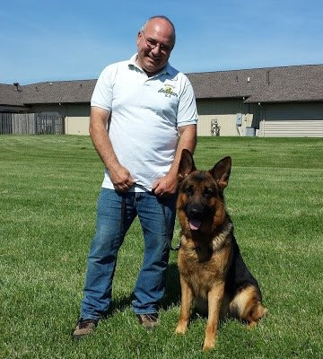 kip geyer professional dog trainer