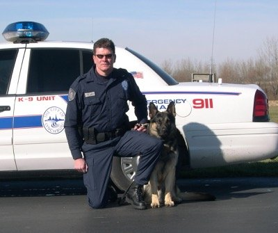 police dog k9 unit