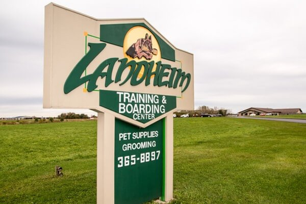 Landheim Dog Training & Boarding Dyer Indiana